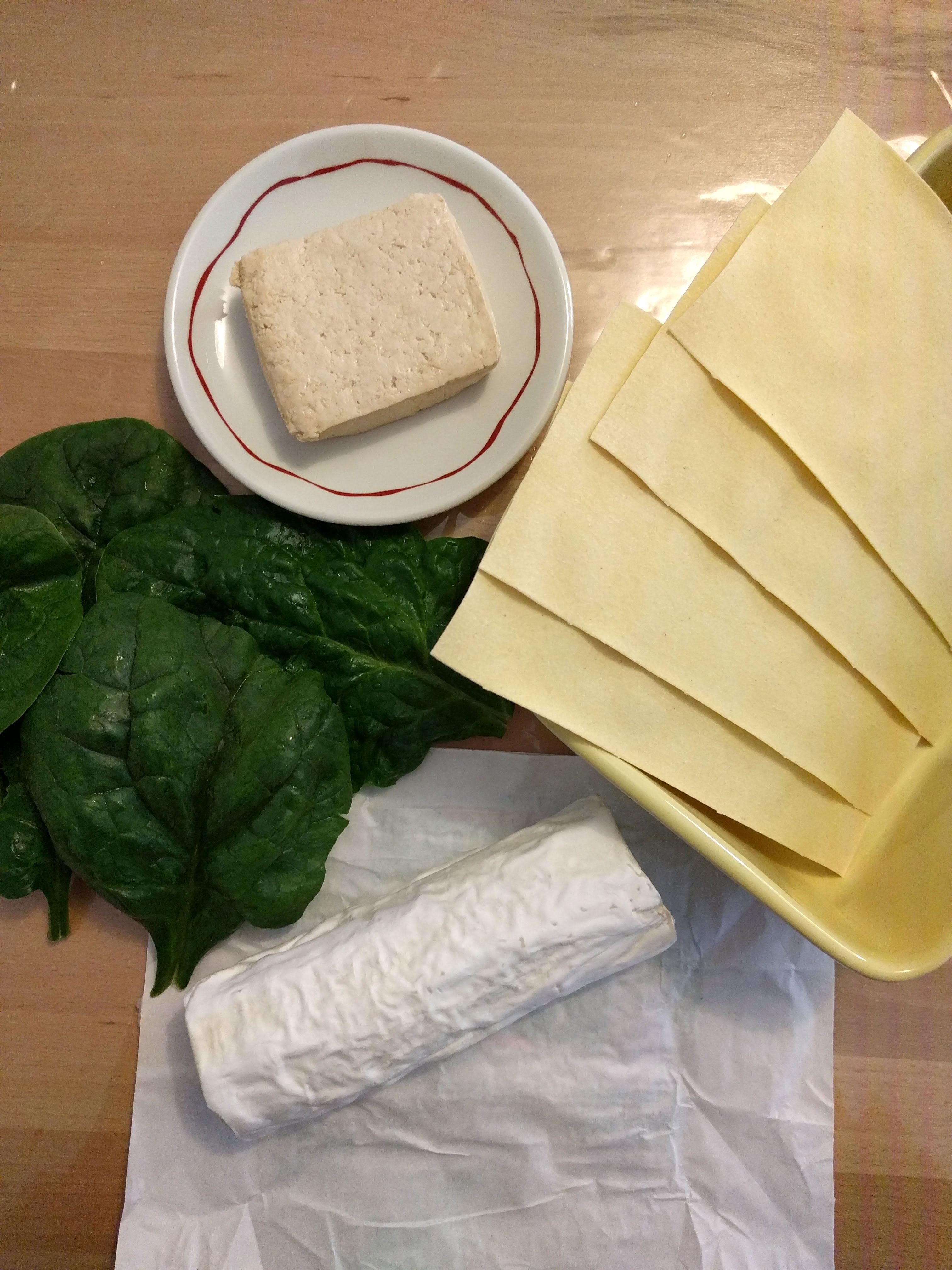 ingredients-lasagnes-chevre-epinards