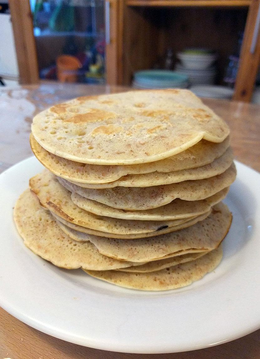 pancakes-sans-gluten-gluten-free